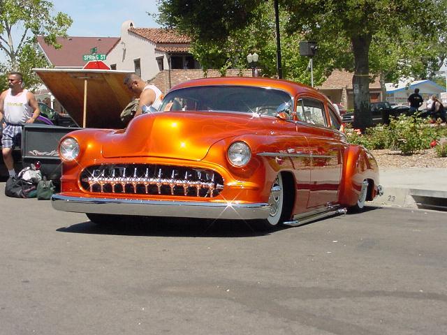 Car Show - Paso robles car show